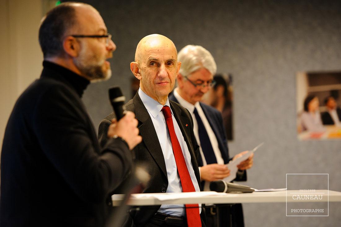 Louis Gallois à Audencia Business School