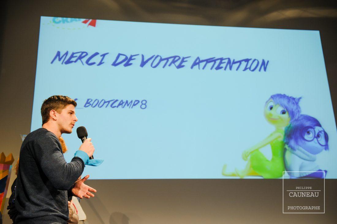 Festival Draft & Craft - Audencia Business School - Bootcamp