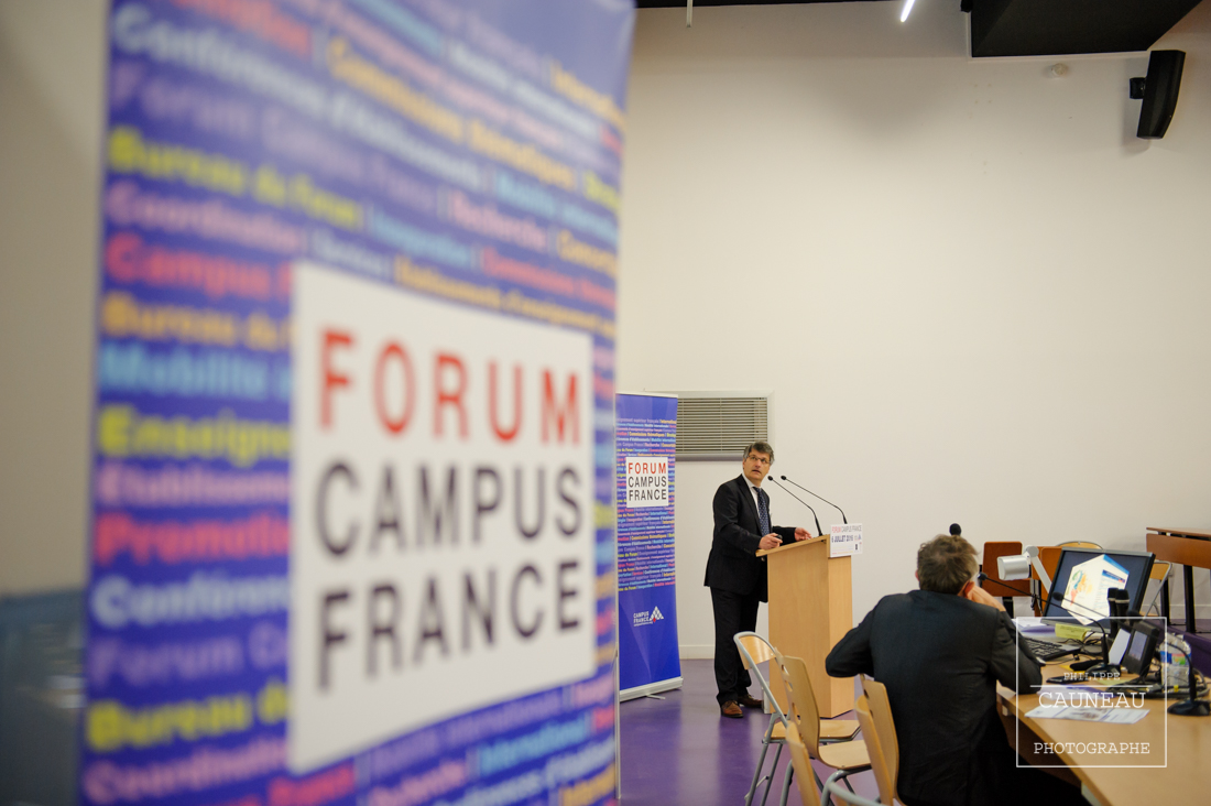 Forum Campus France  2016 - Nantes