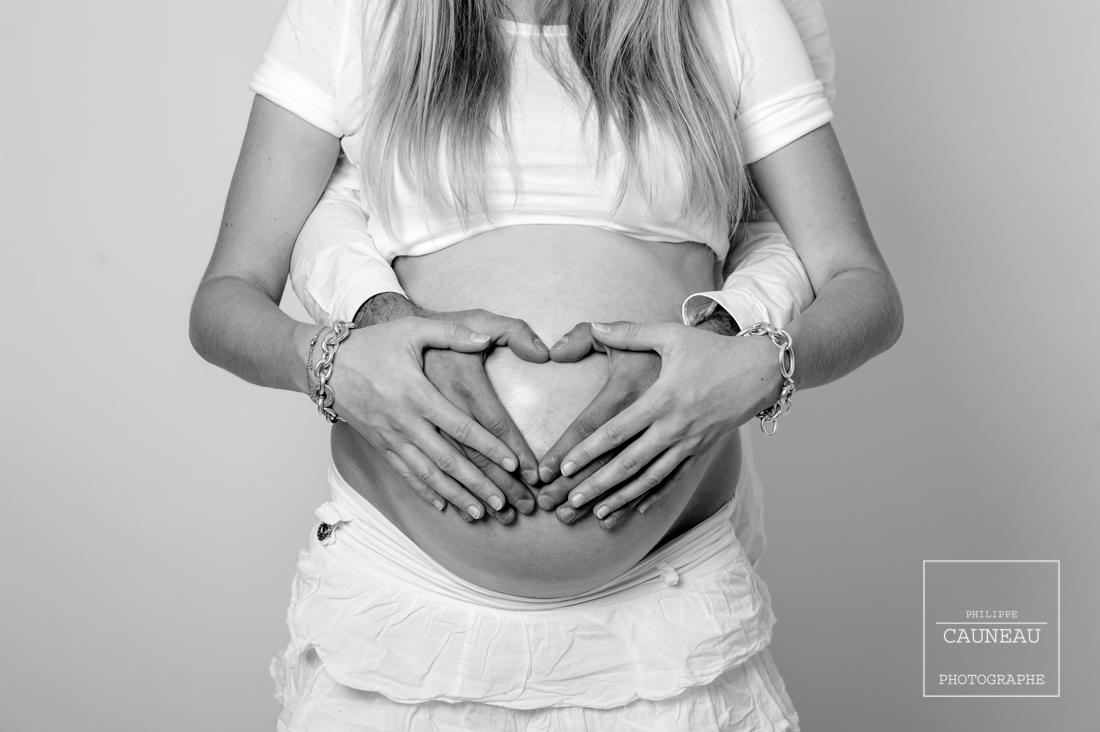 Portraits  de femme enceinte