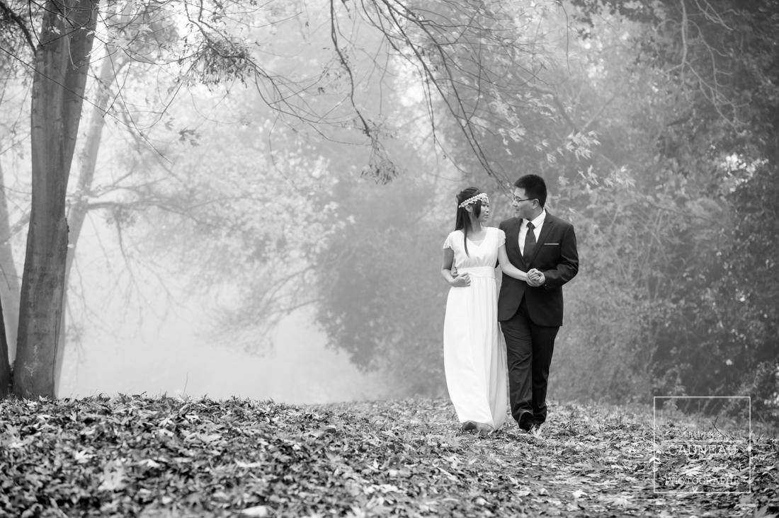 Portraits de couple - Futurs mariés