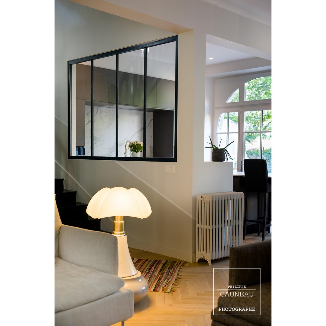 Maison rénovée - Quartier Monselet - Nantes