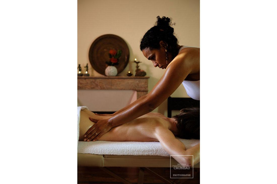 Massage Ayurveda - Nantes