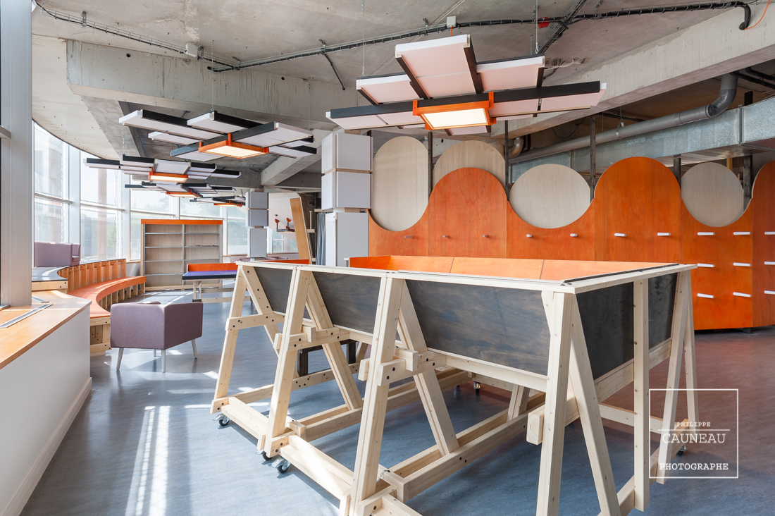 Laboratoire de conception innovante - ESB Nantes